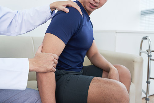 Non-Surgical Chiropractic Treatment for Radiating Pain in Arms or Legs - Newark, NJ