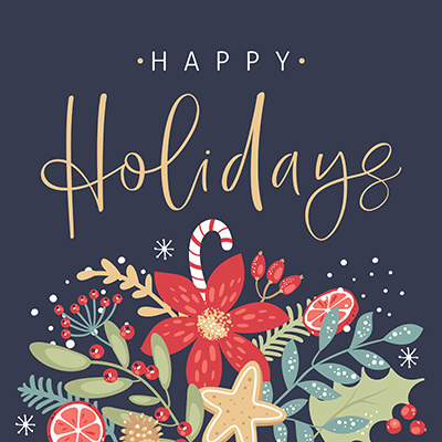 Happy Holidays From Vida Chiropractic