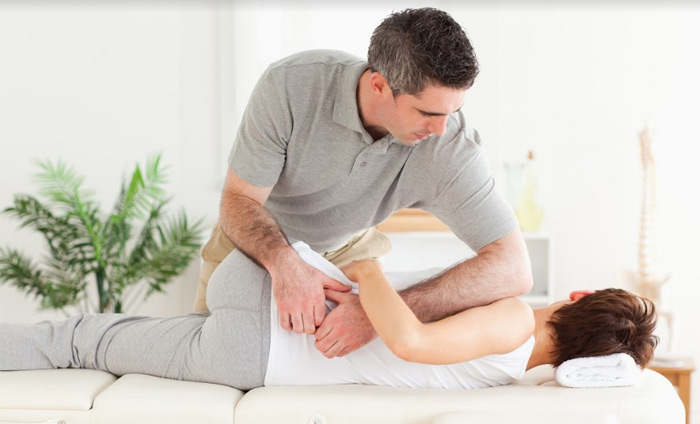 What Exactly is That Popping Sound During Spinal Adjustment? in Newark, NJ